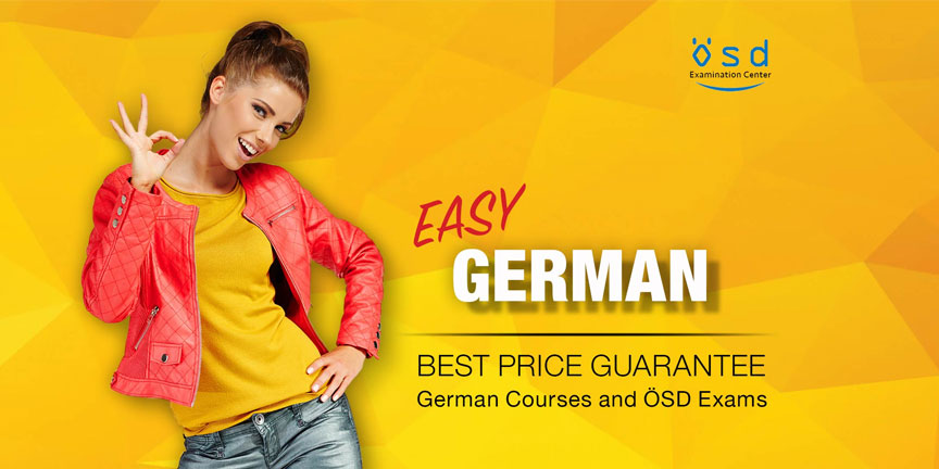 Prices German courses
